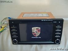 DVD FlyAudio для Porsche Cayenne E8013NAVI
